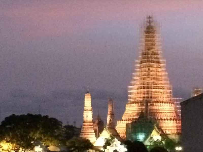 タイのワットアルン